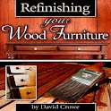 Refinishing Wood Furniture logo