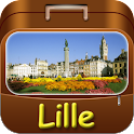 Lille Offline Map Travel Guide icon