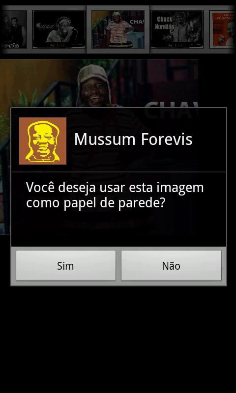 Mussum Forevis - screenshot