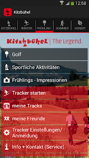 Kitzbühel- screenshot thumbnail