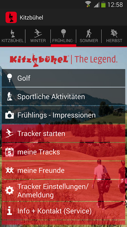 Kitzbühel- screenshot