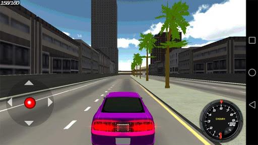 Speeding City Racer