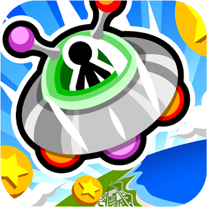 UFO de Coins for PC and MAC