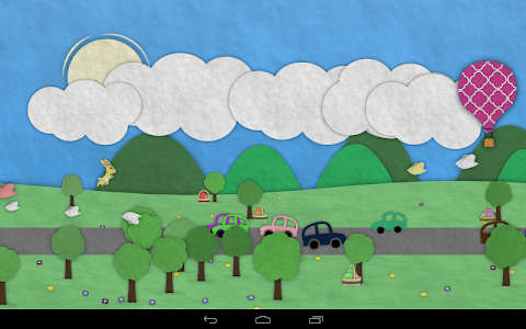Paperland Pro Live Wallpaper screenshot 20