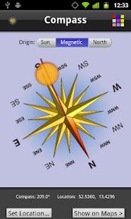 Compass- screenshot thumbnail