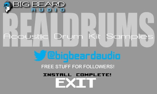 Caustic Pack REALDRUMS VOL. 1