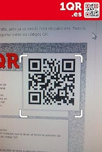1QR - free QR code scanner- screenshot thumbnail