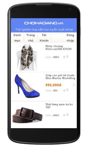 Chợ Hà Giang Online