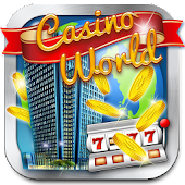 Casino World Slots AD FREE