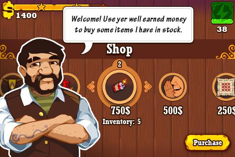 California Gold Rush- screenshot