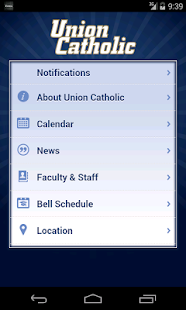 Union Catholic High School - screenshot thumbnail