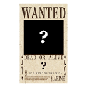 OnePiece WANTED Poster Maker icon