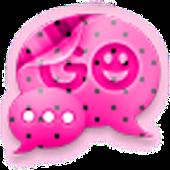 GO SMS - Polka Dots