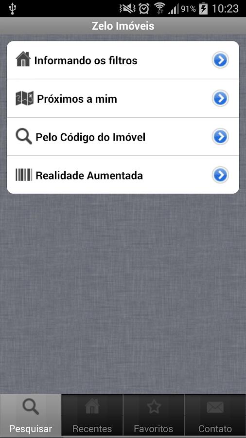 Zelo Imóveis- screenshot