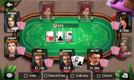 DH Texas Poker - Texas Hold'em 1.9.9.2 screenshot 212475