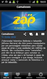 ZAP TV- screenshot thumbnail