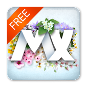 Flower MXHome Free Theme