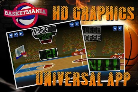 Basketmania: Basketball game - screenshot thumbnail