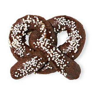 Cocoa Pretzels.