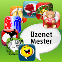 Üzenet Mester logo