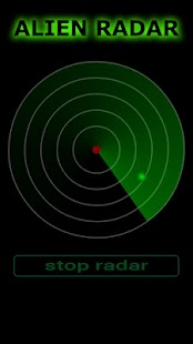 Alien Radar - screenshot thumbnail