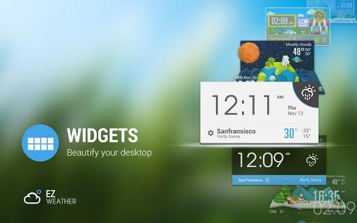 Animation Weather Cool widget 15.1.0.45151_45294 screenshots 7
