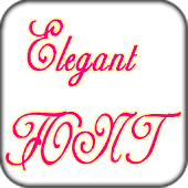 Elegant font pack for Galaxy