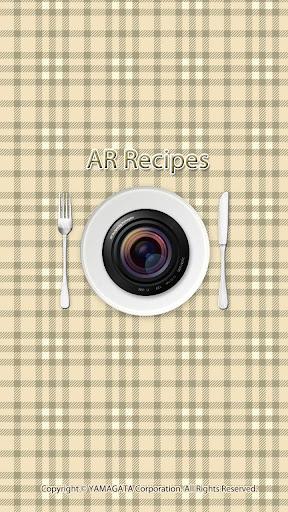 AR Recipes
