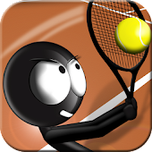Game Stickman Tennis APK for Kindle