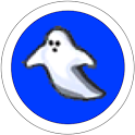 Telegram Ghost icon