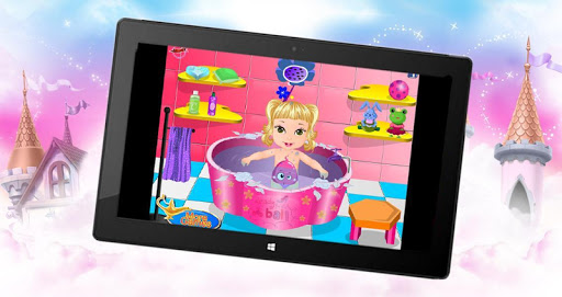 Bayi Princess Merawat Permaina 1.0.7 screenshots 7