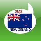 Free SMS New Zealand icon