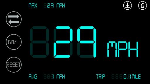 玩交通運輸App|簡單的HUD車速表免費|APP試玩