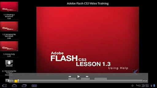 Easy Flash CS3 Video Training