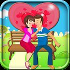 Kissing Game-Garden Romance icon