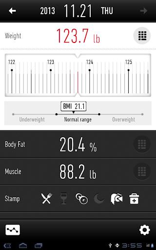Weight Loss Tracker - RecStyle 3.2.7 Windows u7528 8