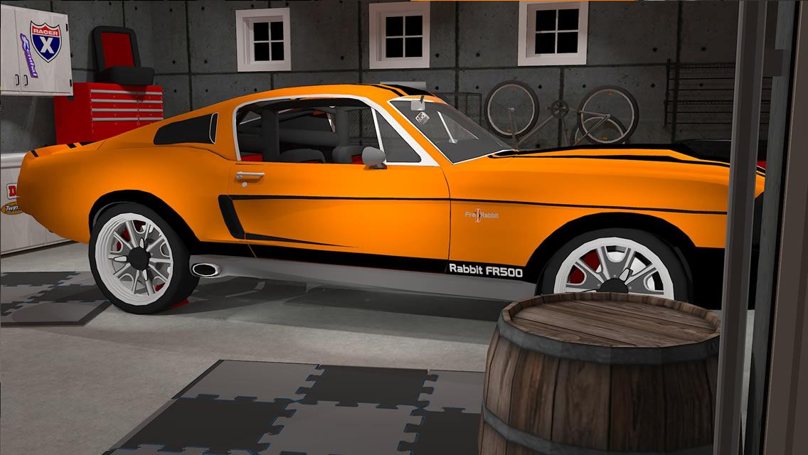 Fix My Car: Classic Muscle Car - screenshot