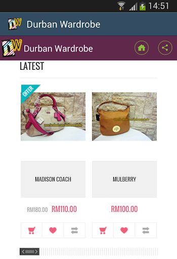 Durban Wardrobe