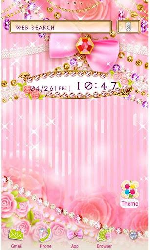 Dolly Pink Wallpaper Theme 1.3 Windows u7528 1