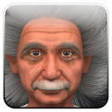 3D Talking Albert icon