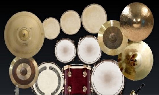 Real Drum (Bateri) - screenshot
