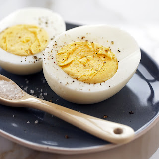 Easy Hard-Boiled Eggs