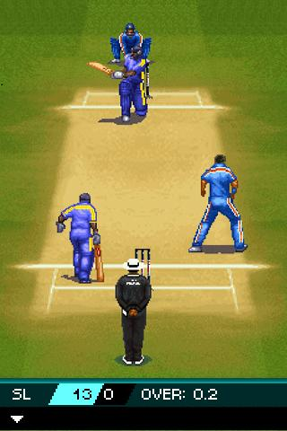 India vs Sri Lanka 2012 - screenshot
