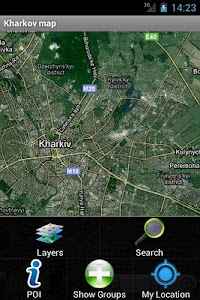 Kharkiv Map screenshot 0
