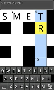 Crossword - screenshot thumbnail
