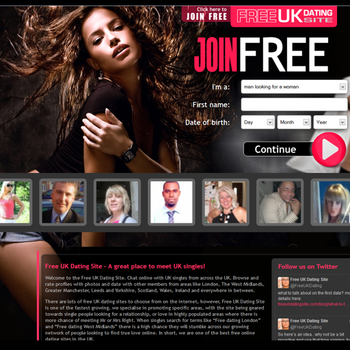 totally free dating sites no charges