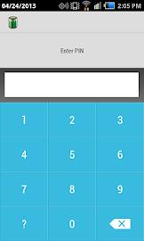 Hide Text SMS & Calls Screenshot 2