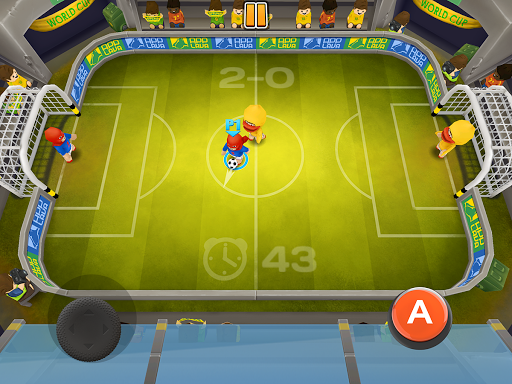 Football Blitz  captures d'u00e9cran 1