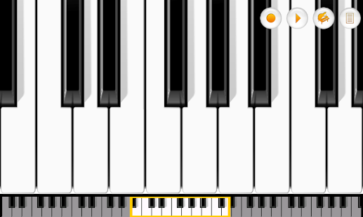 KeyChord - Piano Chords/Scales | Android Application | WebBudds