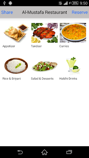 Al-Mustafa Restaurant BETA